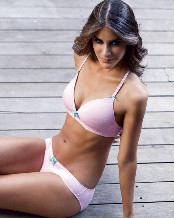 Bikini rosado KARINA