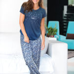 PANTALON ESTAMPADO ANIMAL PRINT NAILA