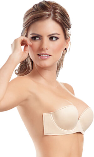 BRASIER AUTO ADHESIVO ESTRAPLESS NATURAL