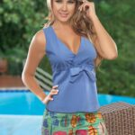SHORT ESTAMPADO TROPICANA